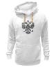 """Толстовка Wearcraft Premium унисекс """"Россия герб"""" - ссср, родина, горжусь, достижения, вперёд"""