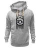 """Толстовка Wearcraft Premium унисекс """"!!! GYM !!!"""" - бодибилдинг, gym, звёзды, сила, спортзал"""