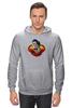 """Толстовка """"Супермен (Superman)"""" - супермен, superman, супергерой, dc comics"""