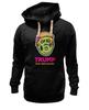 "Толстовка Wearcraft Premium унисекс ""Трамп зомби"" - zombie, зомби, трамп, trump, дональд трамп"