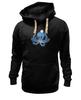 """Толстовка Wearcraft Premium унисекс """"Осьминог Морячок"""" - octopus, осьминог, sailor, моряк, тельняшка"""