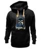 """Толстовка Wearcraft Premium унисекс """"Batman waiting for you"""" - арт, comics, batman, бэтмен"""