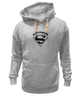 "Толстовка Wearcraft Premium унисекс ""Супермама (Supermom)"" - супер, super, мама, mom, supermom"