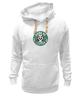 """Толстовка Wearcraft Premium унисекс """"Drink me Coffee (Налей мне Кофе)"""" - кофе, coffee, алиса в стране чудес, alice in wonderland"""