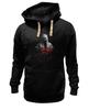 """Толстовка Wearcraft Premium унисекс """"Мертвец Боксёр"""" - skull, череп, бокс, боксёр, мертвец"""