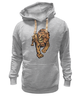 "Толстовка Wearcraft Premium унисекс ""The Lion King"" - арт, стиль, лев, lion"