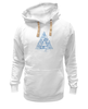 "Толстовка Wearcraft Premium унисекс ""Up in the air..."" - music, rock, 30stm, air, mars, up in the air"