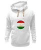 "Толстовка Wearcraft Premium унисекс ""Флаг Таджикистана"" - таджикистан, флаг"
