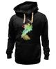 "Толстовка Wearcraft Premium унисекс ""Smash"" - яркий, color, bright"