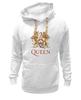 """Толстовка Wearcraft Premium унисекс """"Queen"""" - queen, куин"""