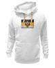 """Толстовка Wearcraft Premium унисекс """"Российская Империя"""" - герб, орёл, флаг, империя, российская империя"""