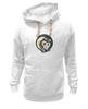 """Толстовка Wearcraft Premium унисекс """"Сова_стимпанк"""" - арт, сова, owl, steampunk, стимпанк, nopperapon"""