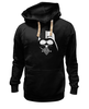 "Толстовка Wearcraft Premium унисекс ""Darth Vader"" - star wars, dark side, vader, darth vader, звездные войны"
