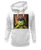 """Толстовка Wearcraft Premium унисекс """"Университет Монстров! """" - мультфильм, cartoon, университет монстров, майк, mike, monsters university, pixar, вазовский"""
