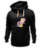 "Толстовка Wearcraft Premium унисекс ""We are bronies and we like it."" - my little pony, brony, fluttershy"