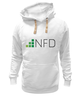 "Толстовка Wearcraft Premium унисекс ""NeedForData"" - nfd"