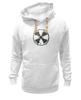 "Толстовка Wearcraft Premium унисекс ""Логотип гранж"" - сталкер, stalker, тёмная душа"
