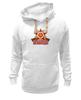 """Толстовка Wearcraft Premium унисекс """"Спасибо деду за Победу!"""" - ссср, война, победа, горжусь, помню"""