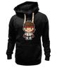 "Толстовка Wearcraft Premium унисекс ""Ryu (Street Fighter)"" - файтинг, уличный боец, street fighter, ryu"