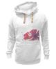 """Толстовка Wearcraft Premium унисекс """"Flowers"""" - девушке"""