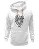 """Толстовка Wearcraft Premium унисекс """"астролев"""" - лев, lion, ловец снов, dreamcatcher"""