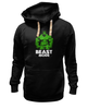 "Толстовка Wearcraft Premium унисекс ""ФитПит.рф - Спортивное питание"" - спорт, фитнес, кросфит, майка для спорта, beast mode"