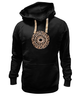 "Толстовка Wearcraft Premium унисекс ""Sun_symbol"" - солнце, знак, sun, символ"