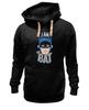 """Толстовка Wearcraft Premium унисекс """"I Am the Bat"""" - комиксы, batman, герой, бэтмен"""