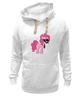 """Толстовка Wearcraft Premium унисекс """"My Little Pony - Пинки Пай (Pinkie Pie)"""" - pony, mlp, пони, пинки пай"""