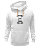 "Толстовка Wearcraft Premium унисекс ""Путин"" - путин, putin, polite man"