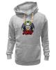 "Толстовка Wearcraft Premium унисекс ""Джокер (Joker)"" - joker, джокер, dc"