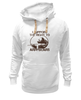 """Толстовка Wearcraft Premium унисекс """"Медведь"""" - bear, медведь, bear arms, право на ношение оружия"""