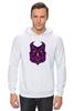 """Толстовка Wearcraft Premium унисекс """"Ночная Сова (Owl)"""" - сова, owl"""
