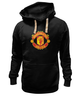 "Толстовка Wearcraft Premium унисекс ""Manchester United 1878"" - club, london, football, uk, манчестер юнайтед, mu, manchester united, футбольный клуб, fc, manutd"