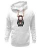 """Толстовка Wearcraft Premium унисекс """"Матрешка"""" - матрешка, россия, russia, символика, патриотические футболки, matryoshka"""