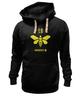 """Толстовка Wearcraft Premium унисекс """"Methylamine Bee (Breaking Bad)"""" - во все тяжкие, breaking bad, метиламин"""