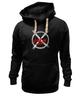 "Толстовка Wearcraft Premium унисекс ""X - Men"" - росомаха, люди икс, мутант, марвел, x-men"