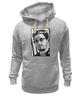 "Толстовка Wearcraft Premium унисекс ""Edward Snowden"" - америка, россия, цру, edward snowden, эдвард сноуден"