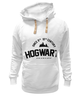 "Толстовка Wearcraft Premium унисекс ""HOGWARTS Graduate "" - harry potter, magic, гарри поттер, designministry, hogwarts"