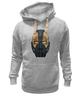 "Толстовка Wearcraft Premium унисекс ""Бейн (Bane)"" - batman, бэтмен, bane, суперзлодей, бейн"