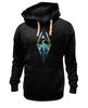 """Толстовка Wearcraft Premium унисекс """"Skyrim"""" - игры, skyrim, tes, скайрим, the elder scrolls"""