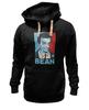 "Толстовка Wearcraft Premium унисекс ""Mr.Bean"" - rowan atkinson, актёр, мистер бин, роуэн аткинсон, mr bean"