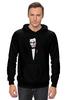 """Толстовка Wearcraft Premium унисекс """"Джокер"""" - joker, джокер, комиксы, шутник"""