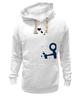 """Толстовка Wearcraft Premium унисекс """"Маленький моряк"""" - арт, anchor, sailor, моряк"""