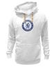 """Толстовка Wearcraft Premium унисекс """"Chelsea FC"""" - футбол, челси, chelsea"""