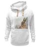 """Толстовка Wearcraft Premium унисекс """"Зайка"""" - заяц, кролик, зайчик"""