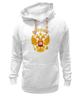 """Толстовка Wearcraft Premium унисекс """"Россия герб"""" - русский, патриот, родина, держава, горжусь"""