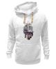 """Толстовка Wearcraft Premium унисекс """"City Art"""" - арт, рисунок, город, абстракция, city"""