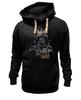 """Толстовка Wearcraft Premium унисекс """"Dark side"""" - дарта вейдера, звёздные войны, darth vader"""