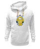 "Толстовка Wearcraft Premium унисекс ""Baymax x Breaking Bad"" - пародия, во все тяжкие, breaking bad, город героев, baymax"